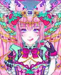(CLOSED SPECIES) Angelians  - Strawberry