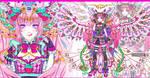 [OPEN]  ADOPT Angelians - Strawberry by Laxzear