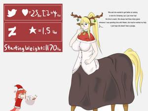 A Centaur's Christmas- WG Drive Start