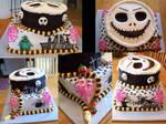 Nightmare Cake close ups