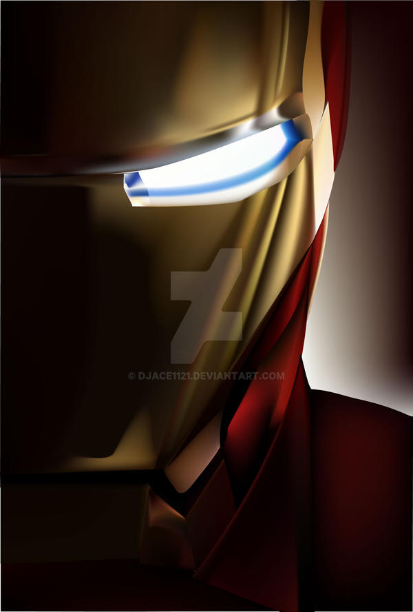 Iron Man by djace1121