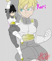 Kari// Fan Art. by BiblyTerror