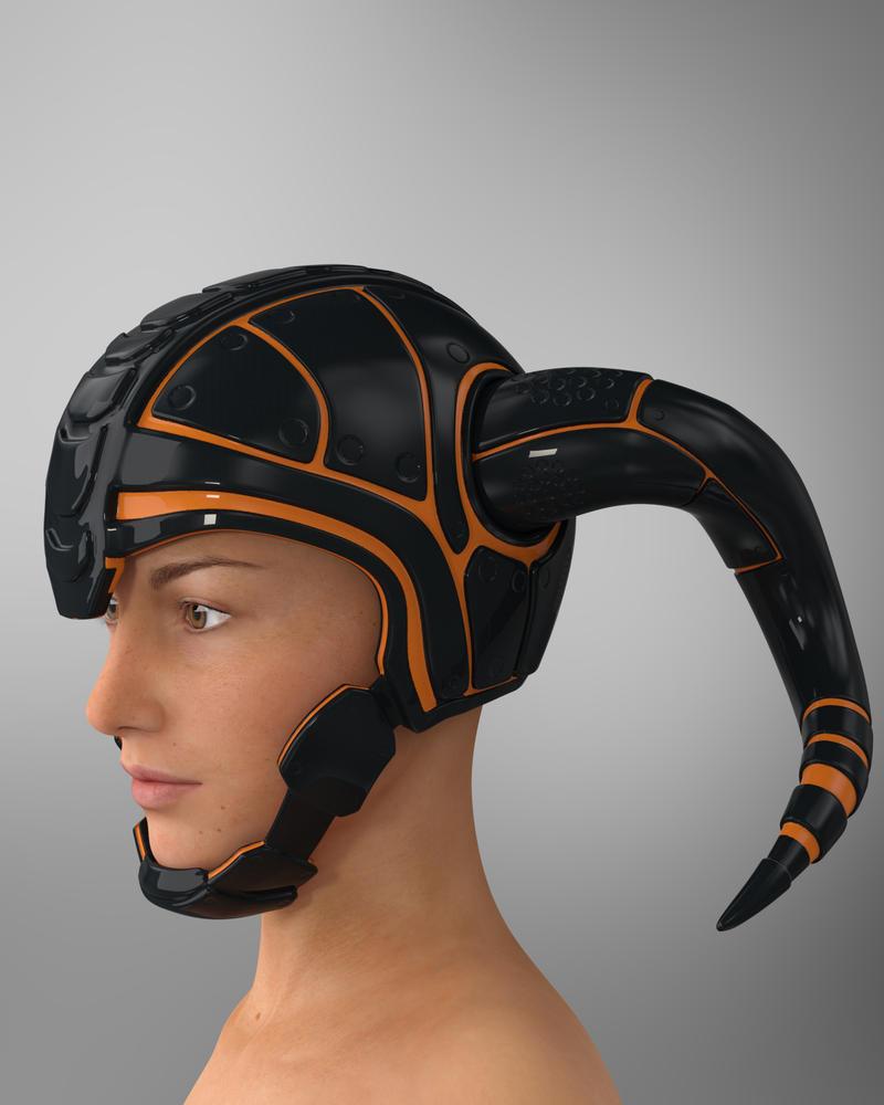 Helmet 4 Test by Cichy25