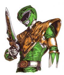 Green Ranger 2
