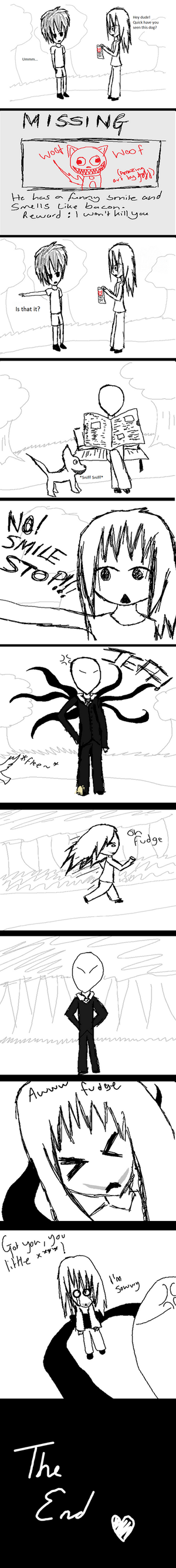 Comic by MelancholyHorror
