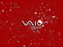 Vaio christmas wallpaper by HjBoY
