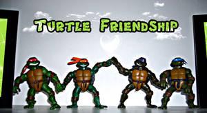 Teenage mutant friendship by HjBoY