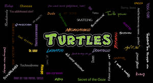 Turtles wall by HjBoY