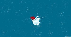 Frozen Apple Mac 14hjb