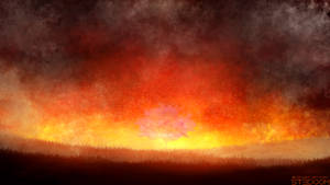 Alone In Fire