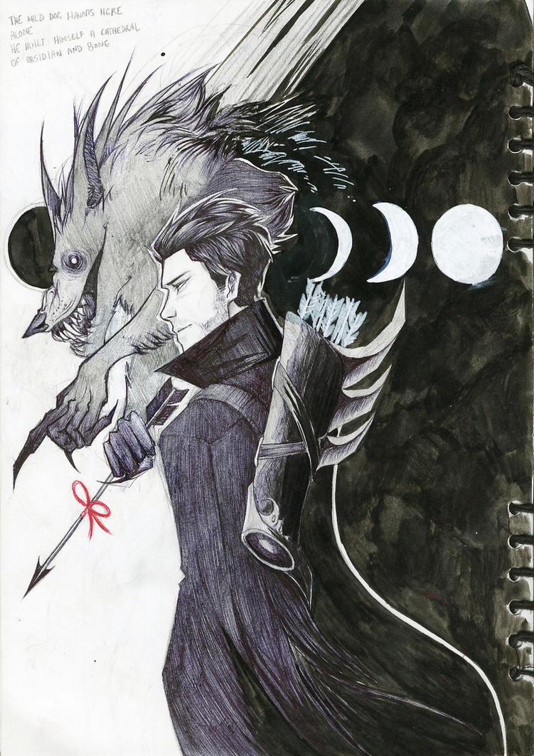 the wild dog haunts by Senkkei