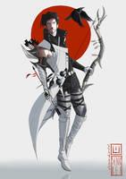 thief gw2 by Senkkei