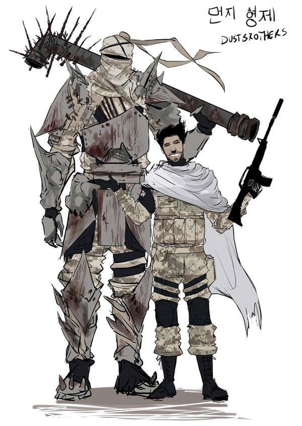 Dustbrothers by Senkkei