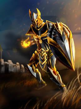 Aldmeri Dominion soldier