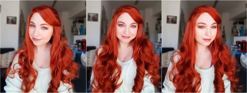 Ariel cosplay by LenaMay-Cosplay