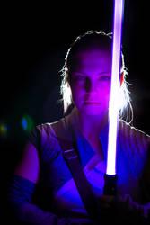 Rey (star wars) cosplay by LenaMay-Cosplay