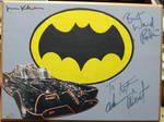 Batman -Signed