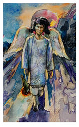 Sybirian angel