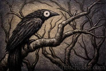 Black Bird XXXIV by shmeeden