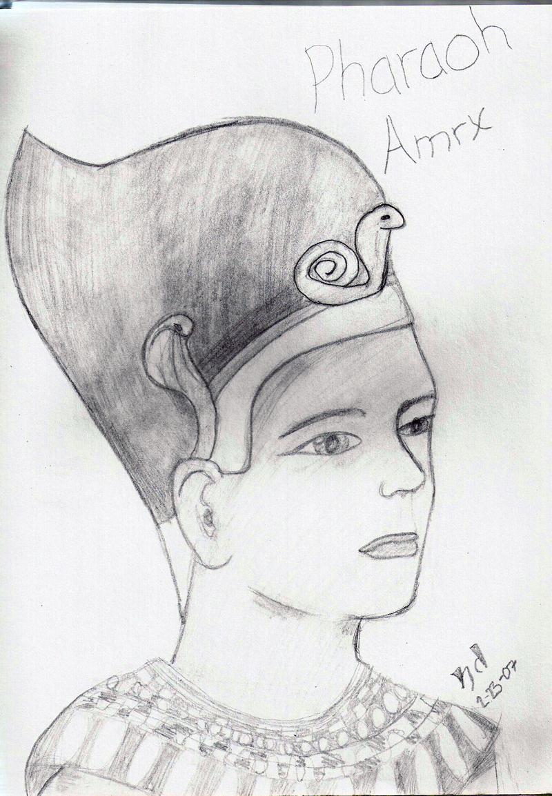 The Pharaoh-Amrx by phangirl