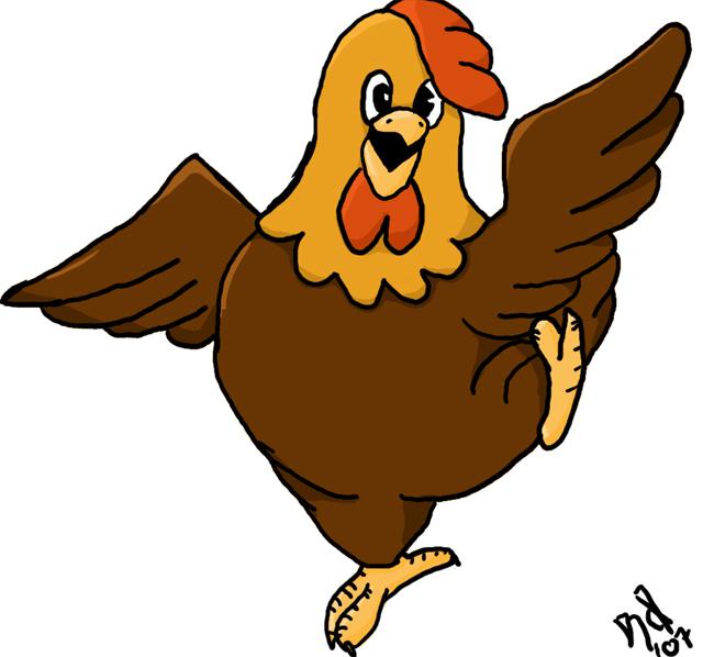 request dancing chicken by phangirl on deviantart
