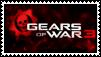 Stamp: Gears Of War 3 by Shendijiro