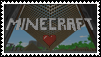 Stamp: Minecraft by Shendijiro