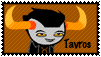 Stamp: Tavros by Shendijiro