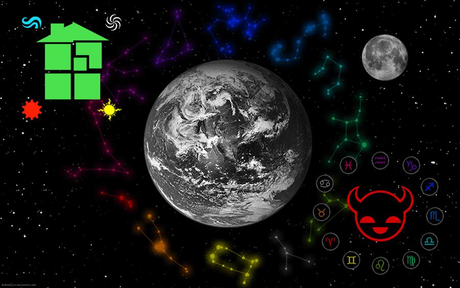 Homestuck: Universe Wallpaper by Shendijiro on DeviantArt