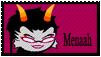 Stamp: Meenah by Shendijiro