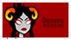 Stamp: Damara by Shendijiro