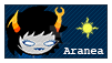 Stamp: Aranea by Shendijiro