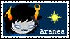 Stamp: Aranea by Shendijiro