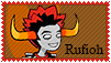Stamp: Rufioh by Shendijiro