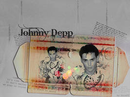 Johnny Depp Wallpaper 12 by Dzouff