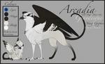 Arcadia Reference Sheet