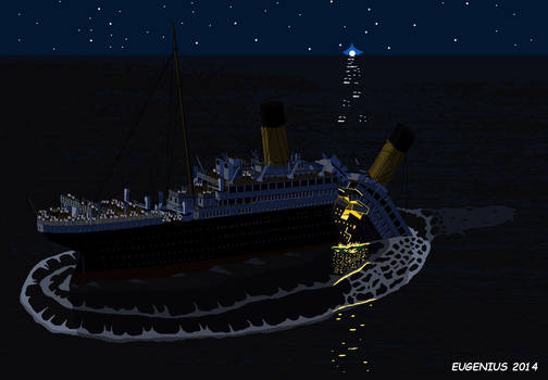 Shattered Hopes (The Mystery Ship)