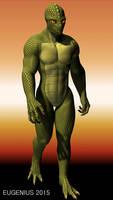 Reptilian Being (1800x3200)