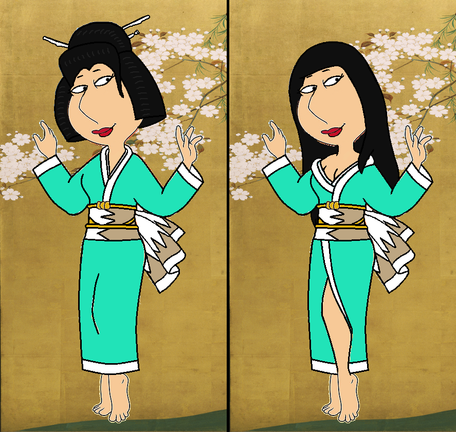 Japanese Style Lois by Homey104