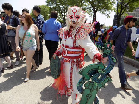 anime north 2016: Amaterasu