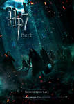 HP7 - Death Eaters Poster