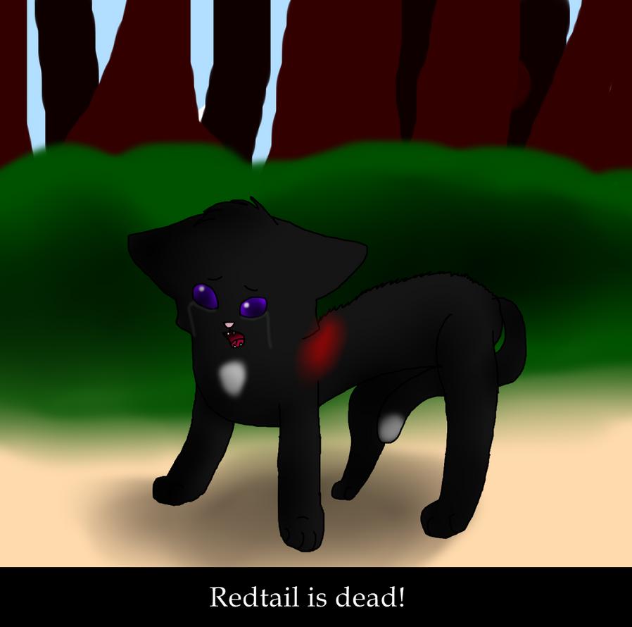 Warrior Cats Dead: SSSWarriorCats Redtail Is Dead! By KatieR66 On DeviantArt