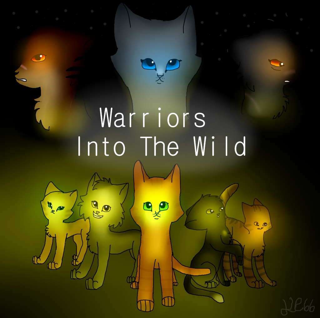 Into The Wild Graypaw Warriors: Warriors: Into The Wild By KatieR66 On DeviantART
