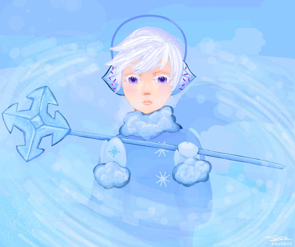 Snow Sugar Cookie by xLhoodies