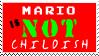 Mario Stamp by LazloTitan