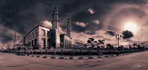 Dian Al-Mahri Mosque by luag