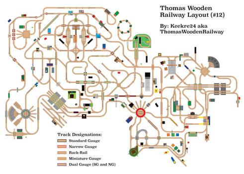 Happy 11-Year Anniversary, ThomasWoodenRailway!