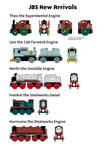 Wooden Railway Ideas - JBS Newbies