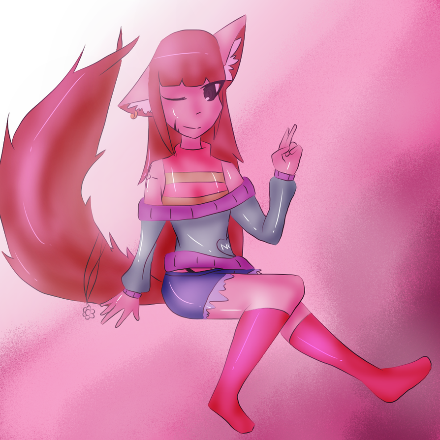 -Request-Robyn by FireSnakeGaming13