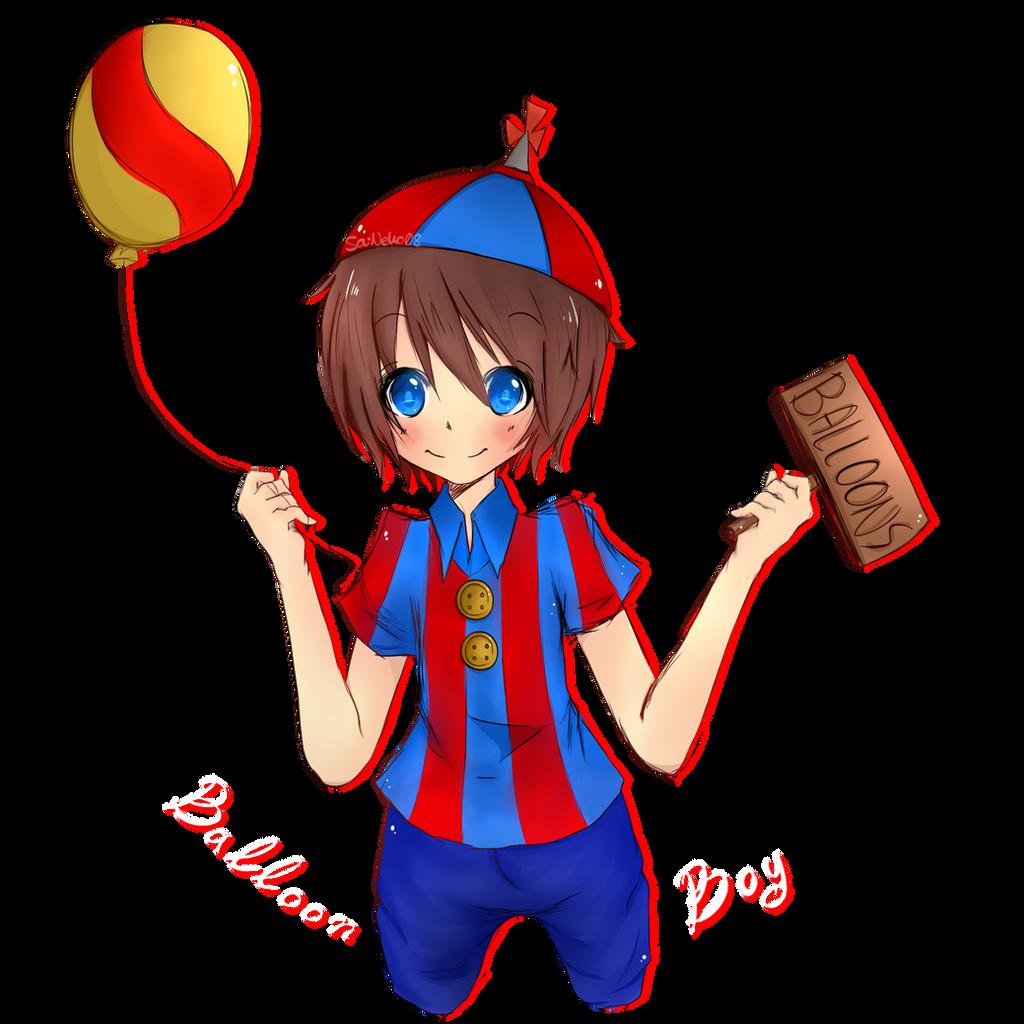 Balloon Boy!! By SaiNeko08 On DeviantArt